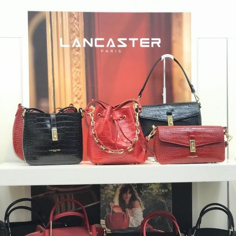 La collection Lancaster Exotic Croco